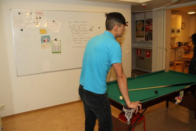 Alaikäisten turvapaikanhakijoiden vastaanottokeskus Espoossa on pieni ja kodinomainen.
